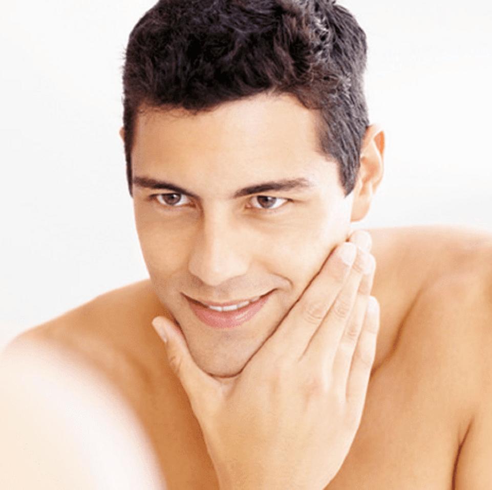 homens precisam cuidar da pele?