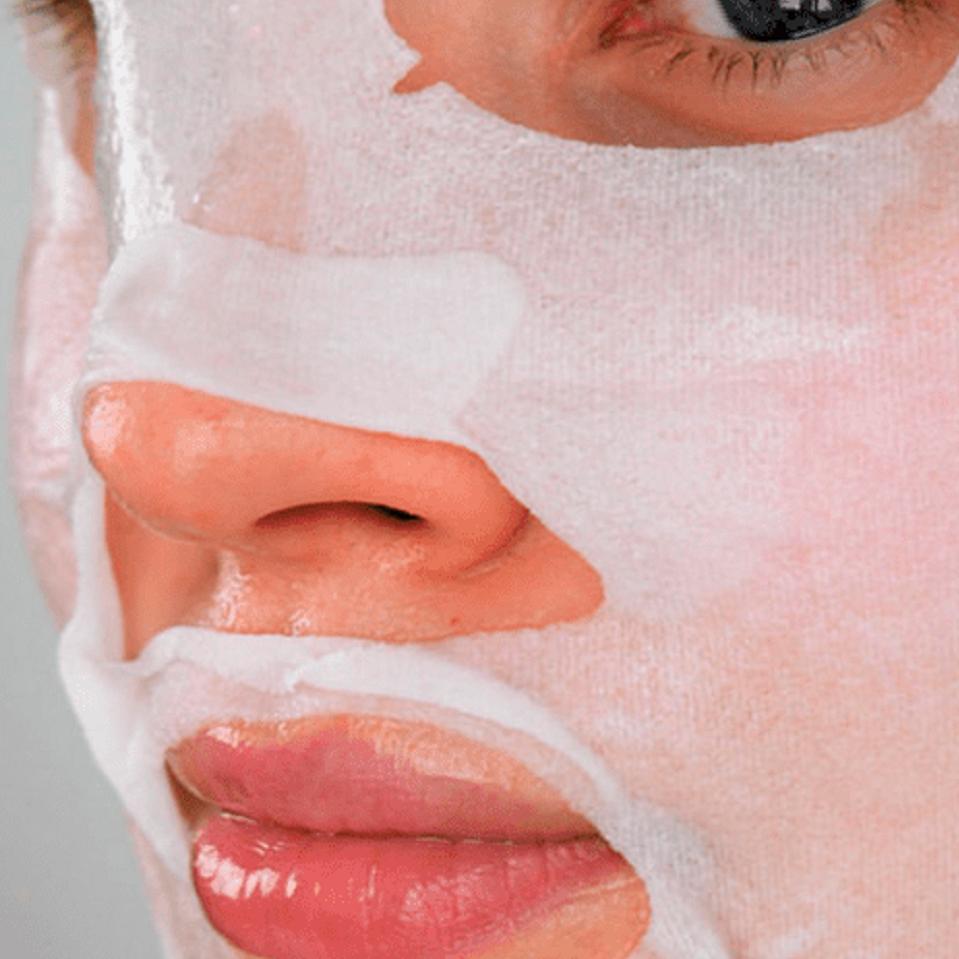 Máscaras faciais prontas