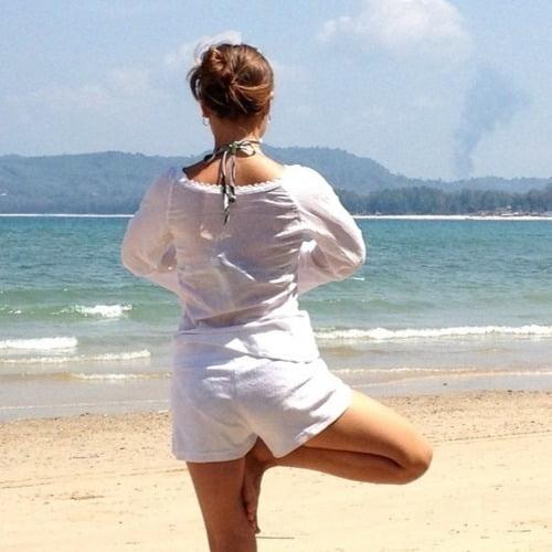 pele e exercício físico