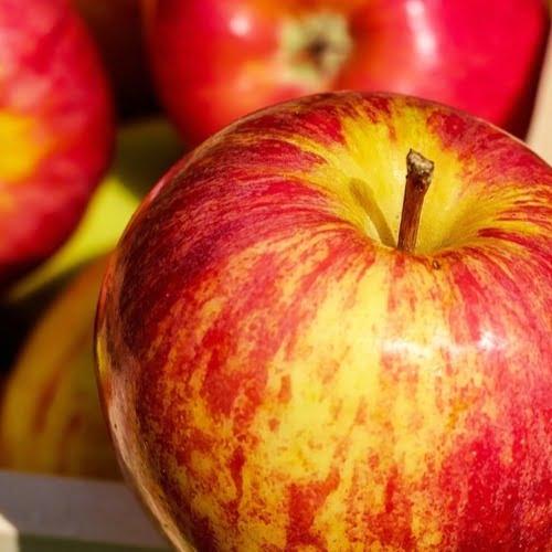 maçã e skincare